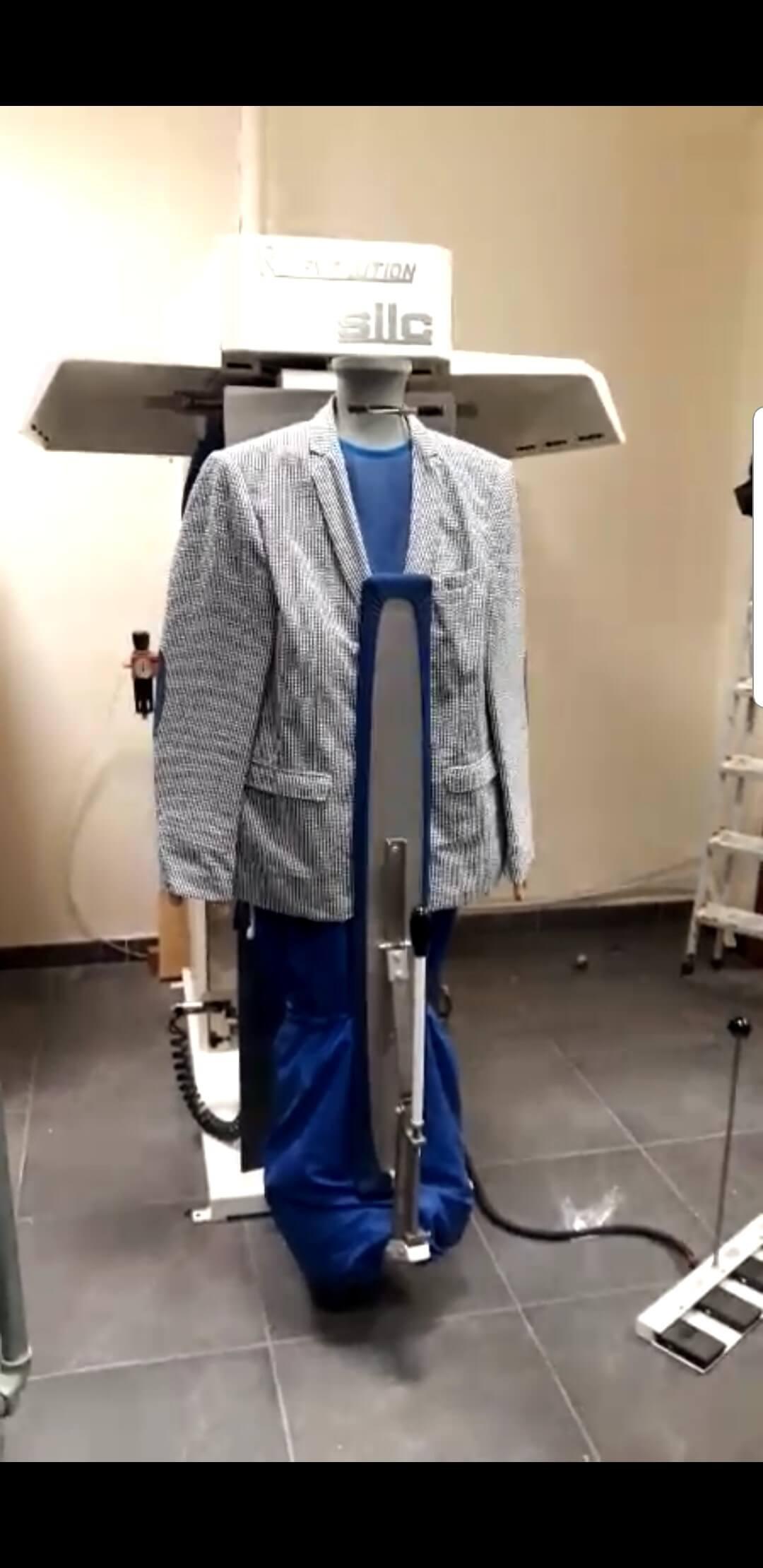 topper manichino giacca pantalone € 1800