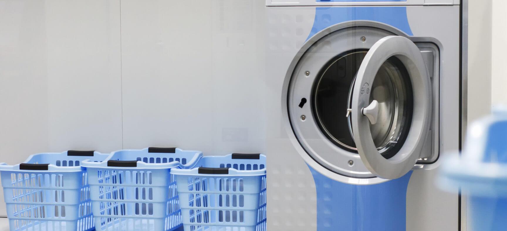 Perché aprire una lavanderia self service