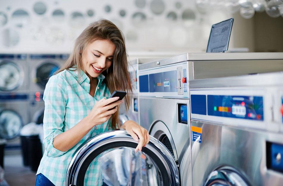 StartLaundry, l'app che trasforma la tua lavanderia self service